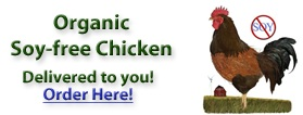 Tropical Traditions Soy Free Chicken