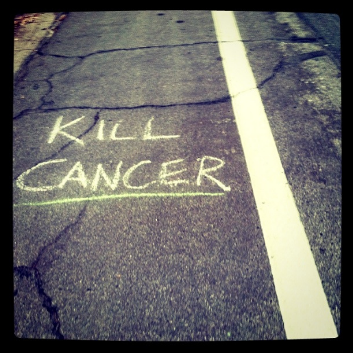 kill cancer by samantha celera