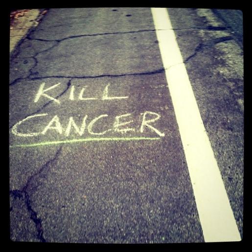 kill cancer by samantha celera