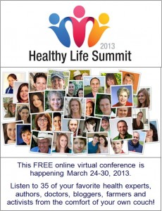 Healthy Life Summit Presenters