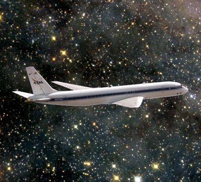 Xenu space plane